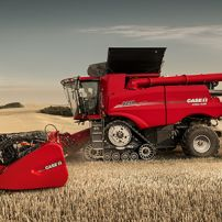 Case IH týdny: Axial-flow