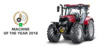 MAXXUM ACTIVE DRIVE 8 SE STAL MACHINE OF THE YEAR 2018
